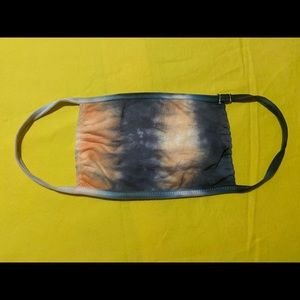 Hand Tie Dyed Reusable Cotton Face Mask  #2